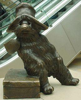 Paddington Bear fictional bear in childrens literature