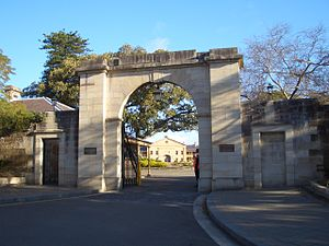 Victoria Barracks, Sydney - Image: Paddington Victoria Barracks 3
