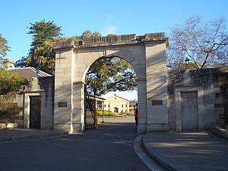 Victoria Barracks, Sydney - Image: Paddington Victoria Barracks 3
