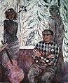 Painting by I Vyshes-Artisr group portrait-1975jpg.jpg