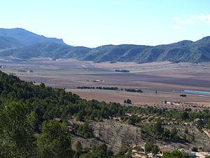 Paisaje Sierra de Salinas, Yecla (Murcia).JPG