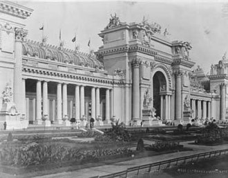 Thomas P. Barnett - Image: Palace of Liberal Arts
