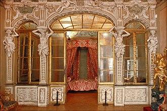 Palais Lascaris - Image: Palais Lascaris chambre d'apparat