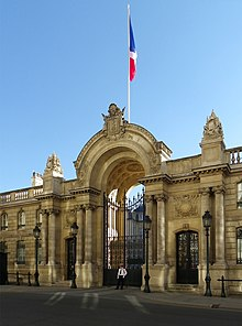 Rue du Faubourg Saint-Honoré - Wikipedia