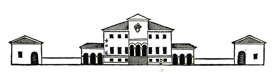 Palladio Villa Godi