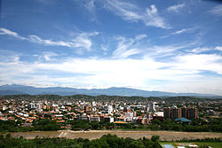 Panorama of Cúcuta