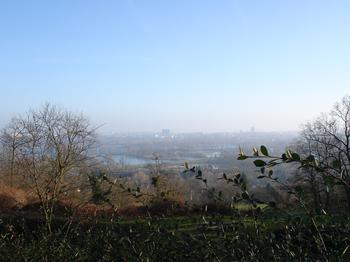 Panorama Belvedere, Vauréal (Cergy-Pontoise), ...