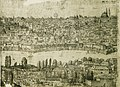 Panorama of Constantinople, Melchior Lorck, Sheet 14, 1559 (cropped).jpg