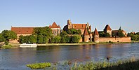 Panorama of Malbork Castle, part 2.jpg