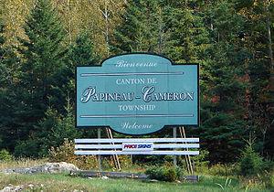 Papineau-Cameron - Image: Papineau Cameron ON