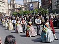 Parade in historical Valencian costumes.jpg