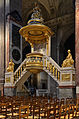 Paris 06 - St Sulpice pulpit 01.jpg