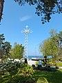Park Przyjaciół Pustkowa - Bałtycki Krzyż Nadzei.jpg