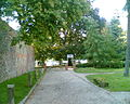Park w Łagowie Lubuskim nieopodal Zamku Joannitów - panoramio.jpg