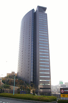 Image illustrative de l'article Namba Park Tower