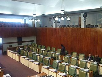 Politics of Jamaica - The House of Representatives of Jamaica.