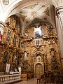 Parroquia San Francisco de Asis, Comonfort, Guanajuato interior.JPG