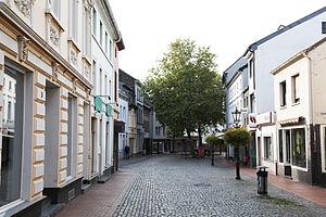Dülken - Old town
