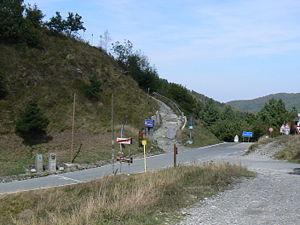 Bocchetta Pass - Summit of Bocchetta Pass