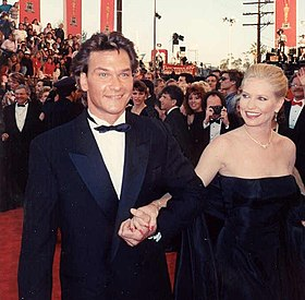 Patrick Swayze and Lisa Niemi.jpg