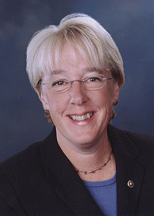 Patty Murray official photo