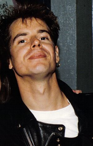 Paul Hester - San Francisco 1987
