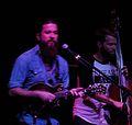 Paul Hoffman (mandolin) - Greensky Bluegrass - The Westcott Theater, Syracuse, NY - 2015-02-05 22.22.17 (by cp thornton).jpg