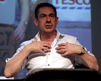 Paul Mason (journalist) - Mason in 2015