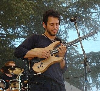 Cynic (band) - Paul Masvidal, 2007