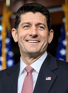 Paul Ryan Former Representative and Speaker of the US House of Representatives