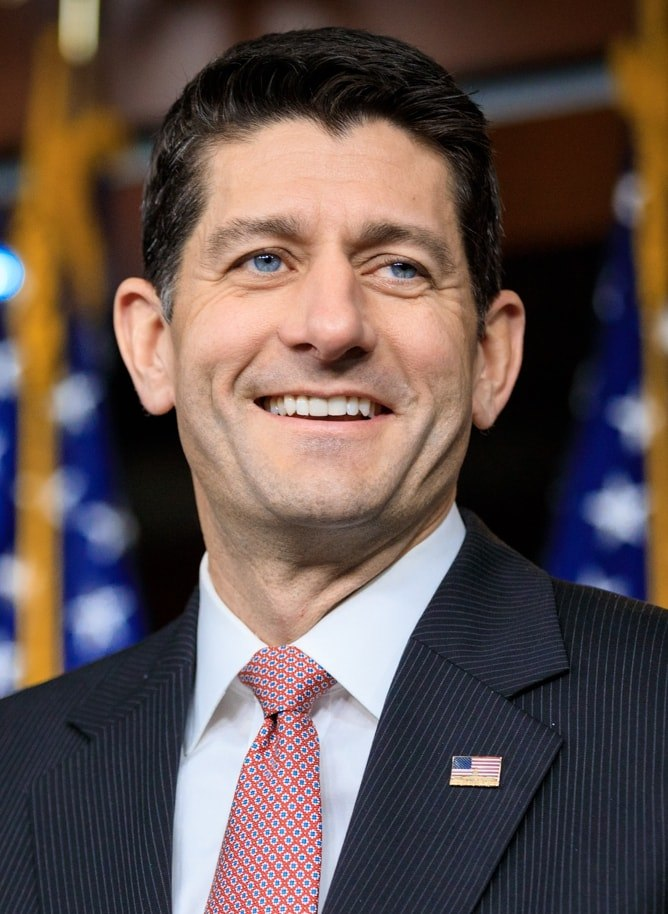 Paul Ryan official photo
