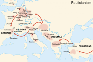 Paulicianism - The development of Paulicianism