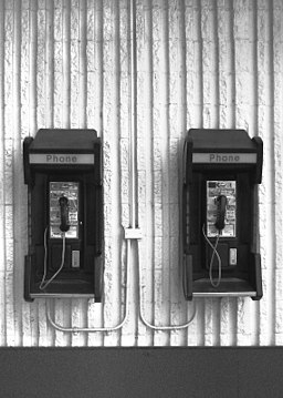 Pay phones ID