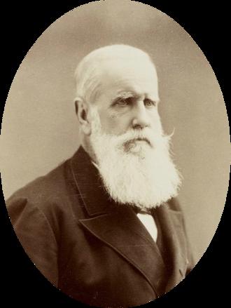 Pedro II of Brazil - Emperor Dom Pedro II around age 61, circa 1887