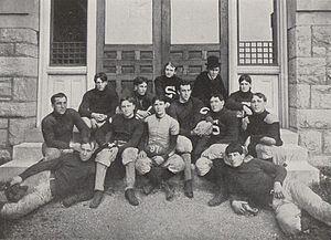 1897 Penn State Nittany Lions football team - Image: Penn State Football 1897