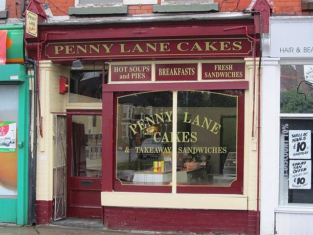 Cake Shop Liverpool Prices
