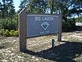 Pensacola FL Big Lagoon SP sign01.jpg