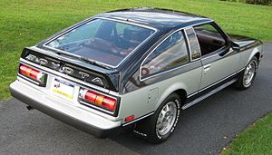 Toyota Supra - 1981 Supra with Sports Performance Package (MA47, US)