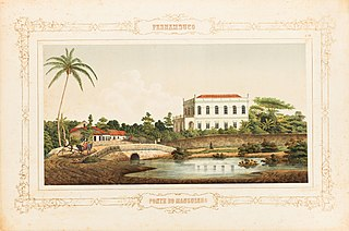 Pernambuco Nº. 10 Ponte do Manguinho