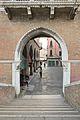 Pescaria arco Ponte de la Pescaria Paneteria Venezia.jpg