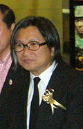 Peter Chan in 2007 at a preview of The Warlords.