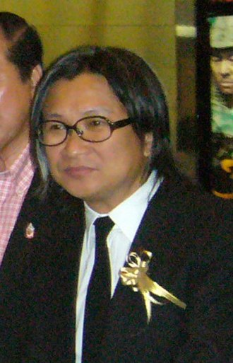 Peter Chan - Chan attending the premiere of The Warlords in 2007