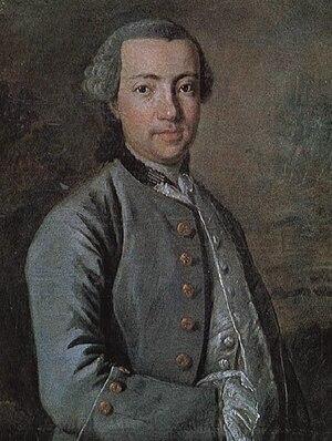Apostles of Linnaeus - Pehr Forsskål