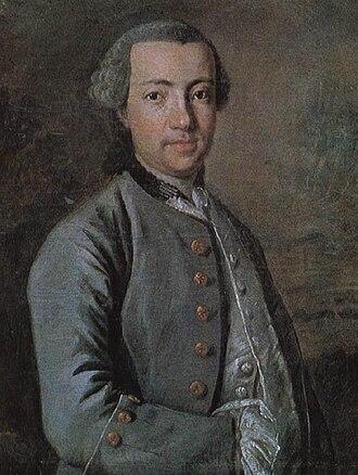 Peter Forsskål - Image: Peter Forsskaal year 1760