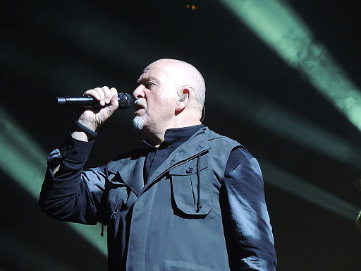Peter Gabriel Back to the Front-Tour Digging in the dirt 29042014