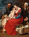 Peter Paul Rubens - The Holy Family with Saints Elizabeth and John the Baptist - 1967.229 - Art Institute of Chicago.jpg
