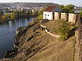 Pevnost Vyšehrad, Praha 2-Vyšehrad - část souboru tzv Libušina lázeň.JPG