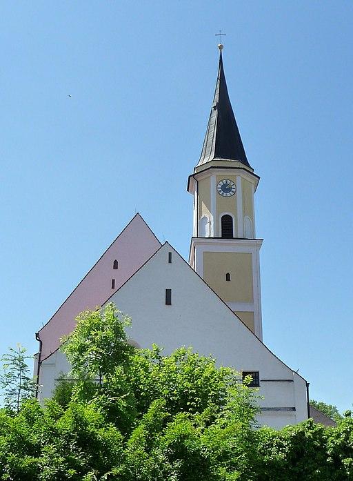 Pfarrkirche Ergolding