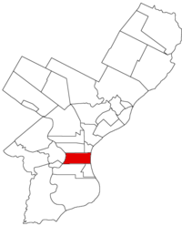 City Of Philadelphia Zip Code Map.Center City Philadelphia Wikipedia
