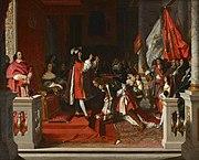 Philip-V-Making-1st-Duke-of-Berwick